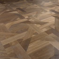 Design Panels | Trieste Ca' Polo | Wood flooring | Foglie d'Oro