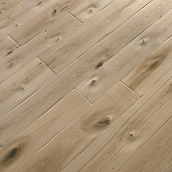 Engineered wood planks floor | Antique Ca' Sandi | Wood flooring | Foglie d'Oro
