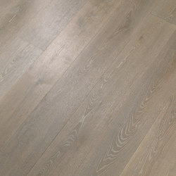 Engineered wood planks floor | Ca' Cenere | Wood flooring | Foglie d'Oro