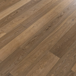 Engineered wood planks floor | Ca' Corner | Wood flooring | Foglie d'Oro