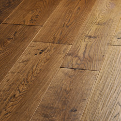 Engineered wood planks floor | Ca' Dolfin | Wood flooring | Foglie d'Oro
