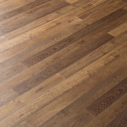 Engineered wood planks floor | Ca' Fini | Wood flooring | Foglie d'Oro