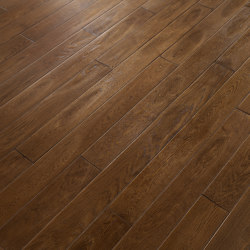 Engineered wood planks floor | Ca' Morelli | Wood flooring | Foglie d'Oro