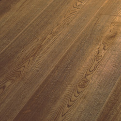 Engineered wood planks floor | Ca' Rezzonico | Wood flooring | Foglie d'Oro