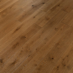 Engineered wood planks floor | Ca' Rizzo | Wood flooring | Foglie d'Oro