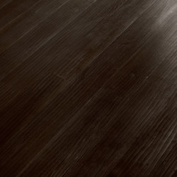 Engineered wood planks floor | Onda Caffè | Wood flooring | Foglie d'Oro