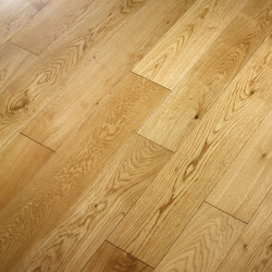 Engineered wood planks floor | Soft Rovere prelevigato | Wood flooring | Foglie d'Oro