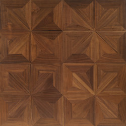 Heritage Panels | Asolo Ca' Foscolo | Wood flooring | Foglie d'Oro