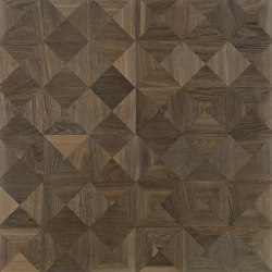 Heritage Panels | Belvedere Ca' Corner | Wood flooring | Foglie d'Oro