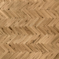 Herringbone 90° floor | Antique Ca' Molin | Wood flooring | Foglie d'Oro