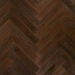 Herringbone 90° floor | Ca' Da Ponte | Wood flooring | Foglie d'Oro