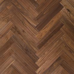 Herringbone 90° floor | Ca' Foscolo | Wood flooring | Foglie d'Oro