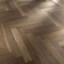 Herringbone 90° floor | Ca' Polo | Wood flooring | Foglie d'Oro