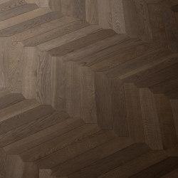 Special Chevrons | Jazz Ca' Nardi | Wood flooring | Foglie d'Oro