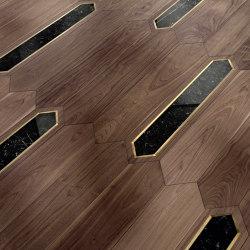 Special Panel Matita Installation | 112 | Wood flooring | Foglie d'Oro