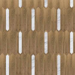 Special Panel Matita Installation | 113 | Wood flooring | Foglie d'Oro