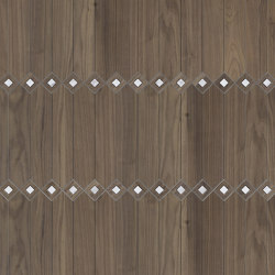 Special Panel Matita Installation | 121 | Wood flooring | Foglie d'Oro