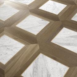Special Panel Matita Installation | 130 | Wood flooring | Foglie d'Oro