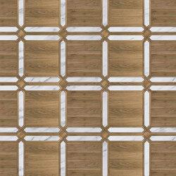 Special Panel Matita Installation | 132 | Wood flooring | Foglie d'Oro