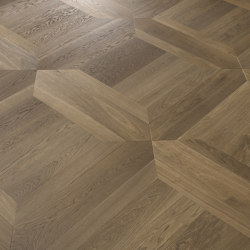 Special Panel Matita Installation | 134 | Wood flooring | Foglie d'Oro