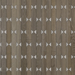 Special Panel Matita Installation | 150 | Wood flooring | Foglie d'Oro