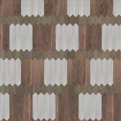 Special Panel Matita Installation | 161 | Wood flooring | Foglie d'Oro