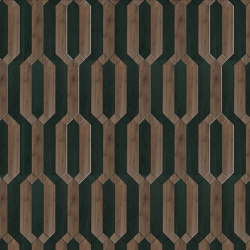 Special Panel Matita Installation | 200 | Wood flooring | Foglie d'Oro