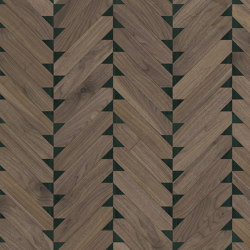 Special Panel Matita Installation | 220 | Wood flooring | Foglie d'Oro