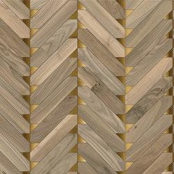 Special Panel Matita Installation | 221 | Wood flooring | Foglie d'Oro
