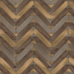 Special Panel Matita Installation | 240 | Wood flooring | Foglie d'Oro