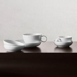 Cup & Saucer | Dinnerware | Karakter