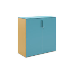 Universal Storage - Hinged Doors | Cabinets | Steelcase