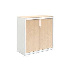 Universal Storage - Tambour Doors | Cabinets | Steelcase