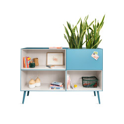 Volum Art Bookcase | Credenze | Steelcase