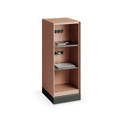 Volum Art Mobile Open Storage | Trolleys | Steelcase