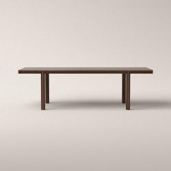 Principal dining table | Mesas comedor | Karakter