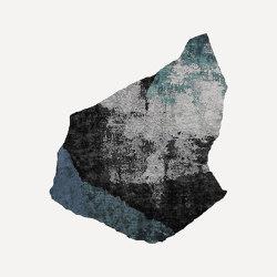 Diamond Dust / Earth | Alnarp W1 Lose Control Petrol | Tappeti / Tappeti design | Henzel Studio