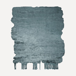 Frozen Cut | Bjorkloven Mineral Blue | Rugs | Henzel Studio