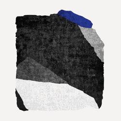 Frozen Cut | Cobalt Pollara | Tappeti / Tappeti design | Henzel Studio