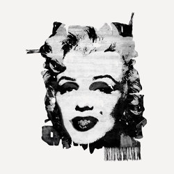 Collaborations (Select) | Marilyn (Akkajaur Night) | Rugs | Henzel Studio