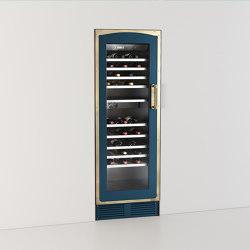 REFRIGERATORS AND WINE CELLARS | MULTI-TEMPERATURE WINE CABINET 60 CM PRO SERIES | Refrigerators | Officine Gullo