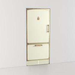 REFRIGERATORS AND WINE CELLARS   FRIDGE-FREEZER 90 CM PRO SERIES   Refrigerators   Officine Gullo