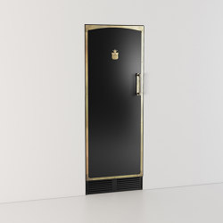 REFRIGERATORS AND WINE CELLARS   SINGLE DOOR REFRIGERATOR 75 CM PRO SERIES   Refrigerators   Officine Gullo