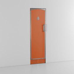 REFRIGERATORS AND WINE CELLARS   SINGLE DOOR FREEZER 60 CM PRO SERIES   Refrigerators   Officine Gullo