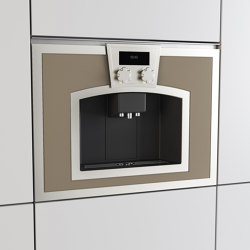 BUILT-IN | FULLY AUTOMATIC COFFEE MAKER | Ovens | Officine Gullo