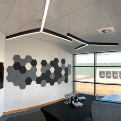 Freestyle - Acoustic bespoke wall panels |  | Soundtect