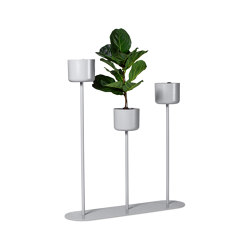 Allé T-4233   Plant pots   Skandiform