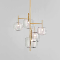 Hyperion | Suspended lights | Tonelli