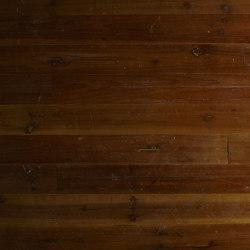 Oriental Reclaimed | Anthropology | Wood panels | Imondi
