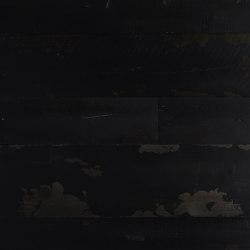 Oriental Reclaimed | Carolina, Black | Wood panels | Imondi